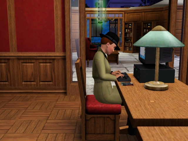 Sim journalism career