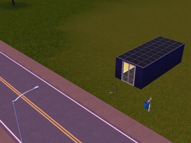 Sim architecture
